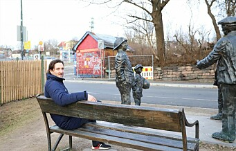 Vålerenga ishockey ønsker Sotakiosken velkommen til Jordal idrettspark