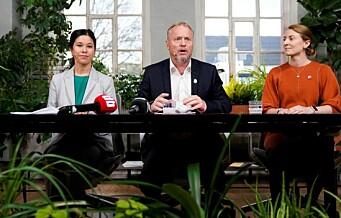 SV med eventyrlig vekst i Oslo. Medlemstallet tredoblet etter at partiet fikk byrådsmakt