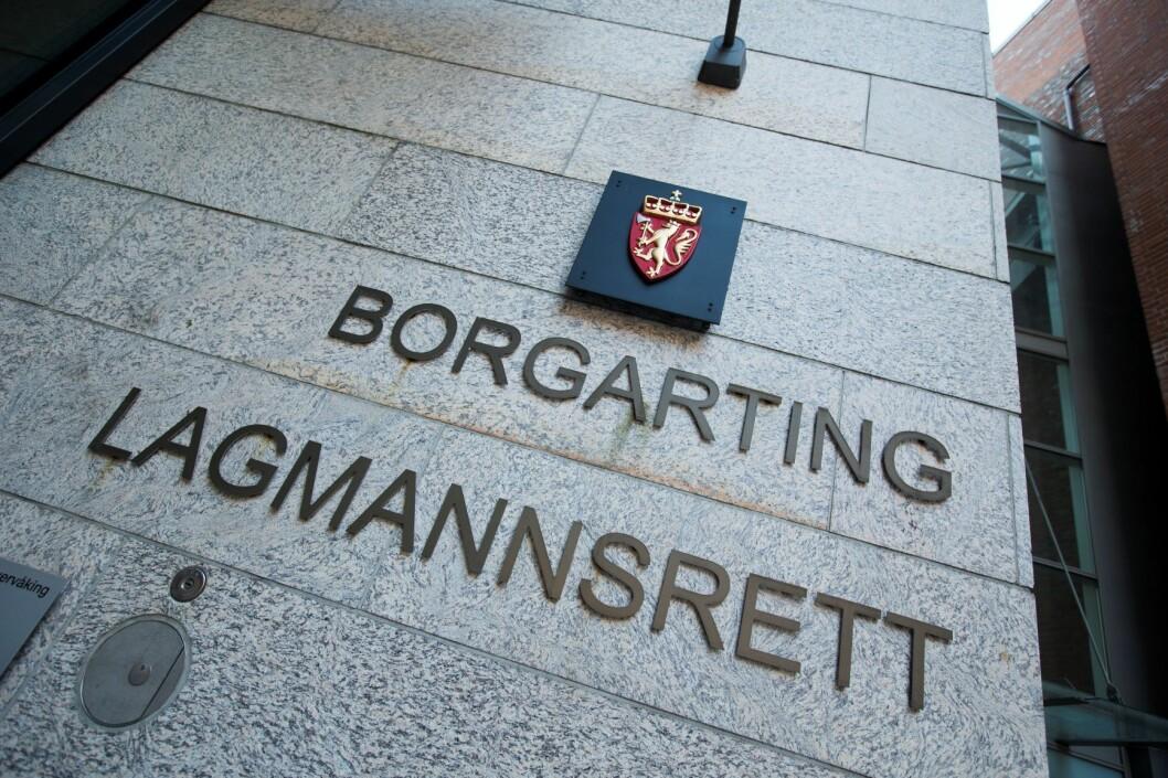 Mannen brukte grov vold, men er nå dømt i Borgarting lagmannsrett. Foto: Trond Reidar Teigen / NTB scanpix