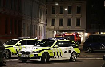 Kvinne døde etter fallulykke på Briskeby