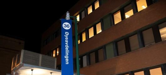 Ny ansatt ved Ullevål sykehus har fått påvist koronasmitte