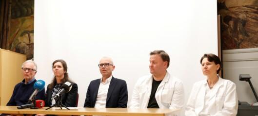 Koronaviruset: Ullevål sykehus ber pasienter som har vært på øyeavdelingen, holde seg hjemme