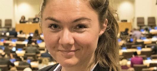 Sigrid Z. Heiberg (31) ny leder for MDG i Oslo. – Vi er ikke for radikale, tvert imot er vi ikke radikale nok