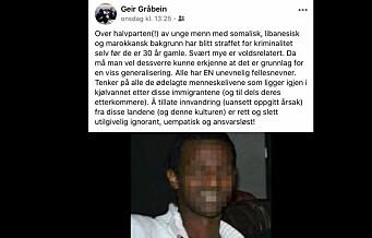 Geir Ugland Jacobsen ny leder i Oslo Frp etter kampvotering