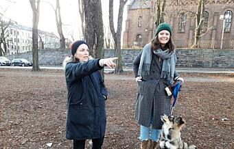 Innbyggerforslaget om inngjerdet område for hunder bak Sofienberg kirke fikk nei fra bystyret
