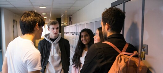 Raymond Johansen: – Oslo må få bestemme inntaksordning til videregående skole selv