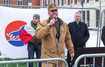 Stopp islamiseringen av Norge får låne Deichman på Majorstua