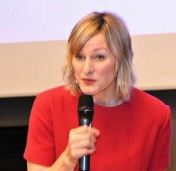 Skolebyråd Inga Marte Thorkildsen håper å ha sitt forslag til ny inntaksmodell klar i første halvdel av 2021. Foto: Christian Boger