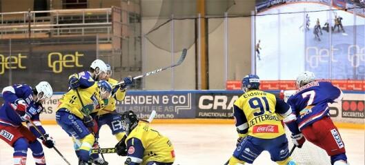 Hattrick for Jørgen Karterud og seier under Engas aller siste seriekamp i Forum