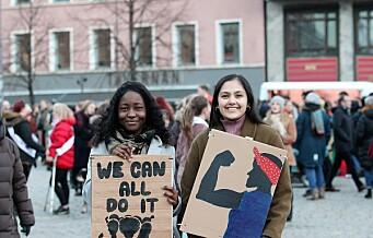 8. mars-komiteen forventer stort oppmøte på kvinnedagen