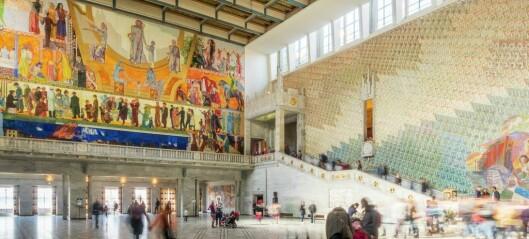 KrF vil ha bønn i Oslo rådhus