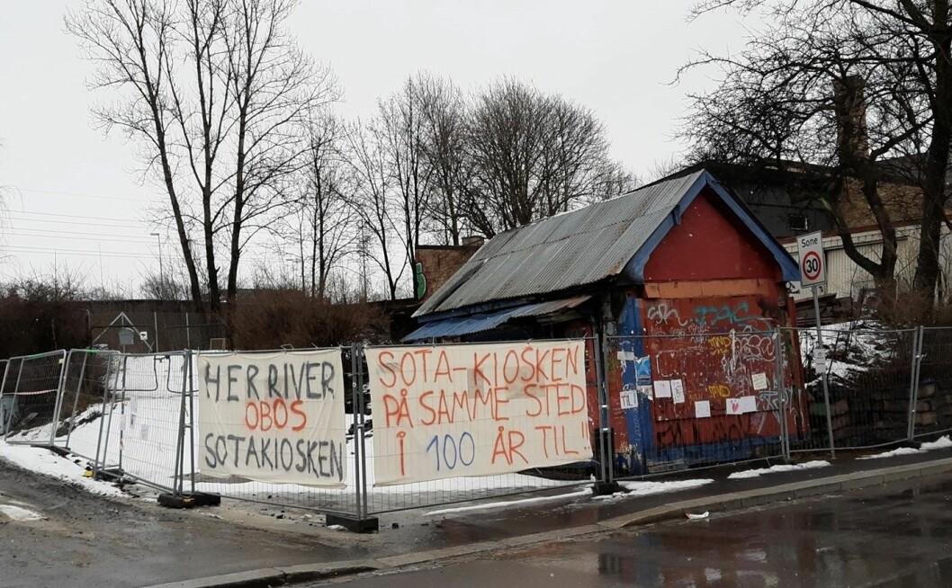 Nå er det er også på tide at byens politikere våkner opp og ser hva som er i ferd med å skje med Vålerenga, mener Camilla Rønes. Foto: Ciel Waagenes Udbjørg