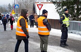 Over 100 berusede ungdommer i Holmenkollen: – Som et utested