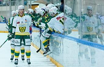 Manglerud Star vant kampen om den siste sluttspillplassen i ishockey
