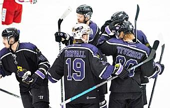 Vålerenga ishockey ble for små