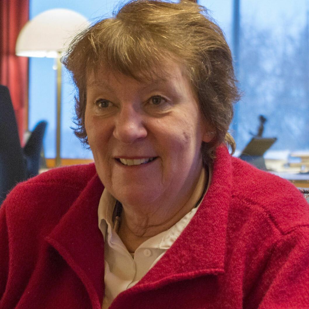 Ordfører Marianne Borgen mener den nye avisen VårtOslo kan bidra til å bygge en felles Oslo-identitet.