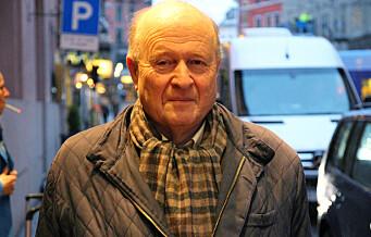 Odd Einar Dørum i Venstre forteller om utfordringene for en lokalavis i Oslo