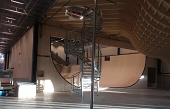 Oslos nye skateeldorado har åpnet