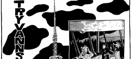 La Tryvannstårnet stå