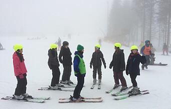 Samtlige 7. klassinger i bydel Gamle Oslo får stå så mye slalåm og snowboard de vil. Gratis
