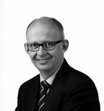 Espen A. Pay, administrerende direktør i Urbanium. Foto: Urbanium