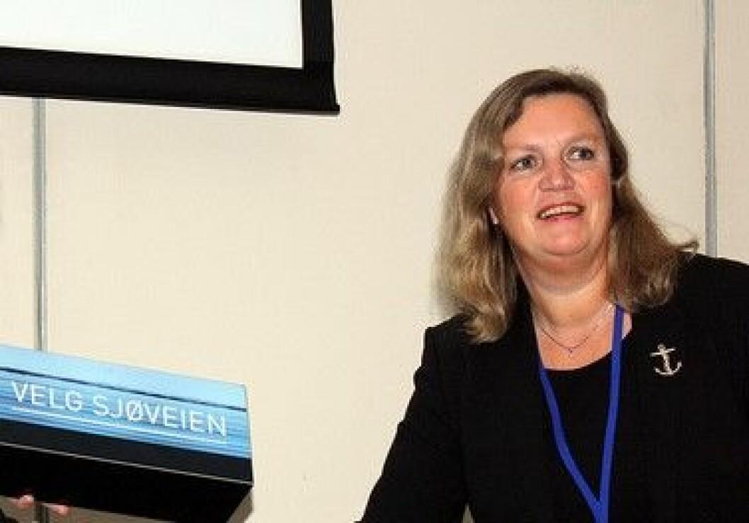 Anne Sigrid Hamran går av som havnedirektør i Oslo etter 14 år. Foto: Wikimedia