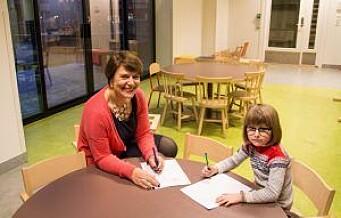 Fristen for barnehageplass til Emma og William er gått ut. 9000 søknader kom inn i Oslo