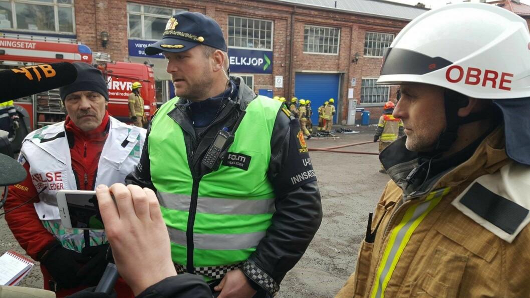 Brann på Jysk, Carl Berner. Foto: Tarjei Kidd Olsen