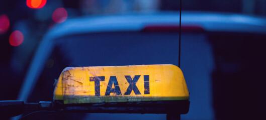 Innovative taxiløsninger bør tillates