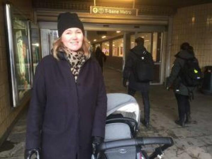 Ragnhild Ganes er opptatt av at billettprisene ikke øker for studenter. Foto: Vegard Velle