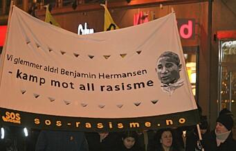 — Vi må aldri glemme drapet på Benjamin Hermansen