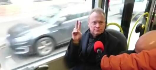 Raymond Johansen om nye Jordal: — Her er vogga. Vi er akterutseilt av vestlendinger og den slags