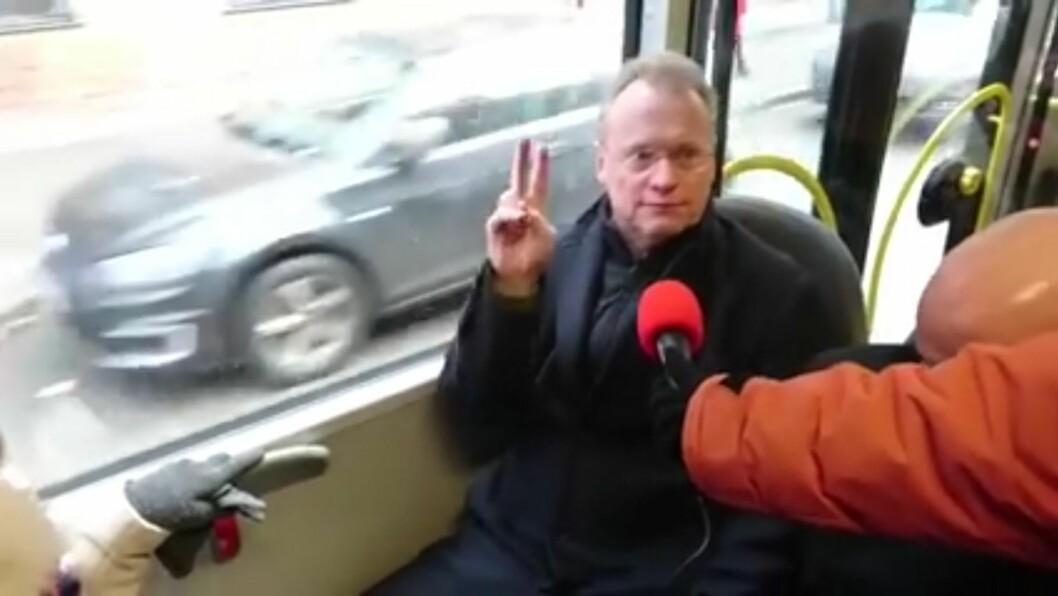 Raymond Johansen om nye Jordal Amfi