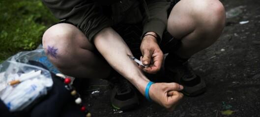 Stor økning i overdoser i Oslo. Høyeste antall siden 2016