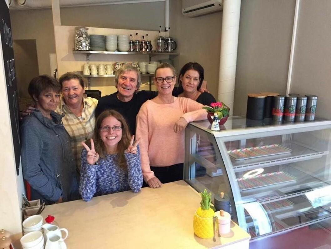 Tine Bøhren, Marita Grambo, Karin Sommer, Anette Syversen, Elin Ljunggren og Øystein Olsen skal stå for den daglige driften av Skaperverket.