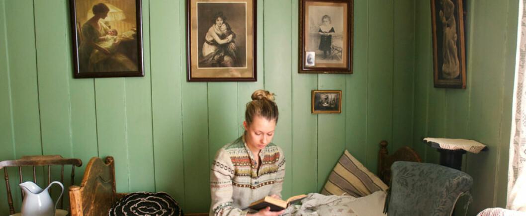 Inne fra Arbeidermuseet i Oslo. Foto: Christina Krüger / Oslo Museum