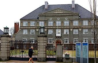 Bystyret vil ha park og idrettsanlegg på tomta til Veterinærhøgskolen