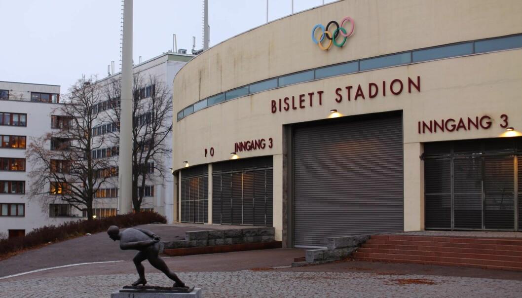 Bislett stadion. Foto: Merethe Ruud