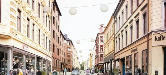 Grünerløkka kan bli et bilfritt eldorado for fotgjengere, syklister og handel