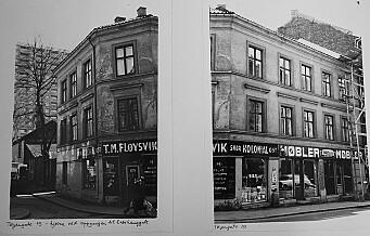 Historien om Tøyengata, del 2: Ødegaards Møbler klarte seg i 79 år - så kom bommen