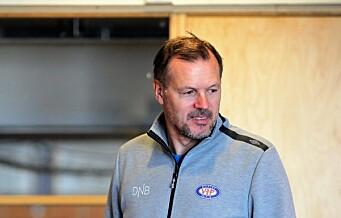 Sportssjef Kjetil Rekdal slutter i VIF fotball