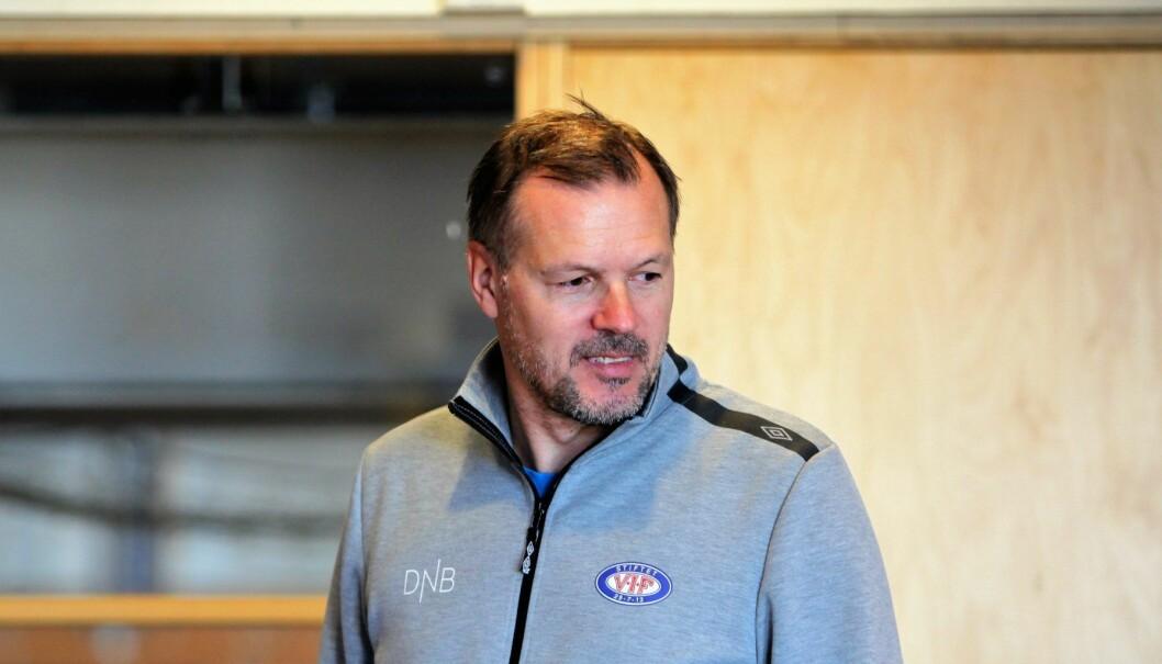 Kjetil Rekdal slutter som sportssjef i Vålerenga fotball. Foto: VIF fotball
