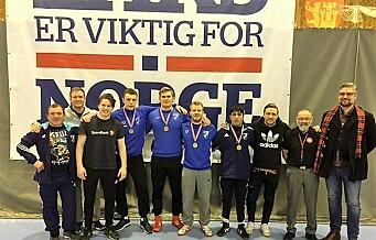 Sportsklubben 09 på Dælenenga er Norges beste bryteklubb. Imponerende innsats under NM