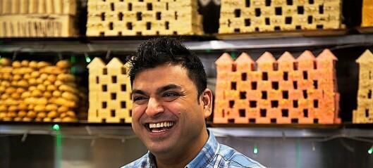 Historien om Tøyengata, del 3: Madina Sweets har solgt pakistansk godteri i 30 år og hilser deg med
