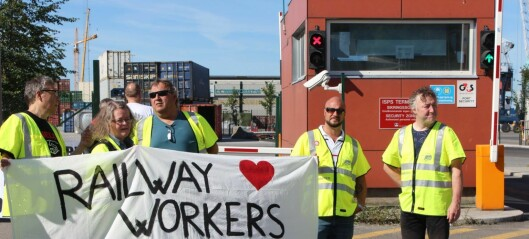 — For oss handler handler havnekonflikten om yrkesstolthet og om å levere kvalitet