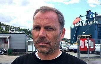 Havnearbeiderne får ikke jobbe i egen havn. Ønskes hjertelig velkommen i Moss og Fredrikstad