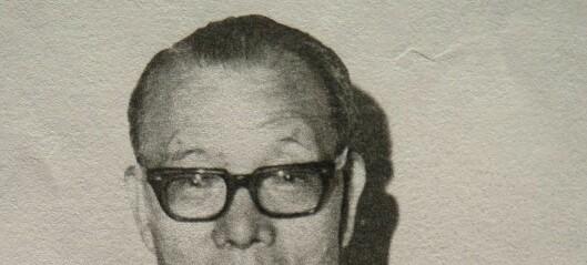 Norges første kineser: overlevde tysk konsentrasjonsleir, åpnet landets første kinarestaurant på Bislett