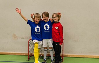 Barna på Kampen kan stå uten fotballbane til våren