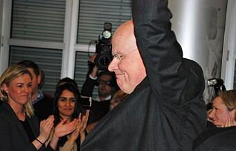 Tidligere Oslo-ordfører Fabian Stang slått ut av Michael Tetzschner