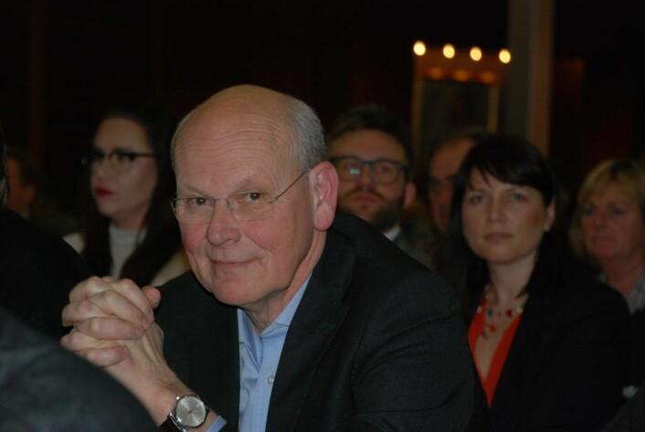 Det er over 40 år siden Michael Tetzschner fikk sitt første folkevalgte verv for Oslo Høyre. Til høyre: Heidi Nordby Lunde ble nominert på Oslo Høyres fjerdeplass før stortingsvalget til høsten. Foto: Arnsten Linstad